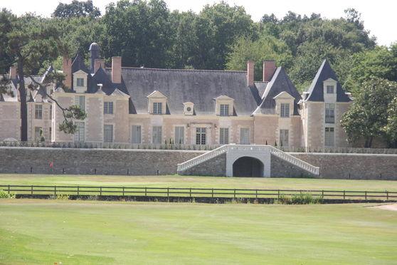Salle séminaire  - Château de la Perrière