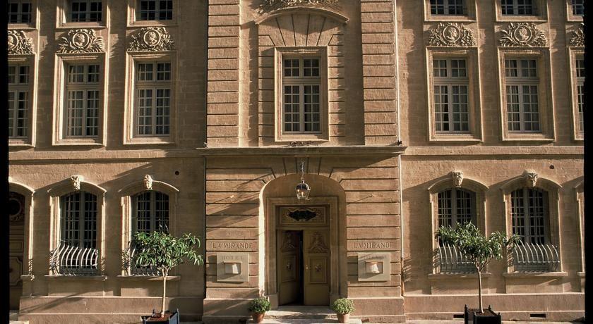 Hôtel La Mirande ***** 1