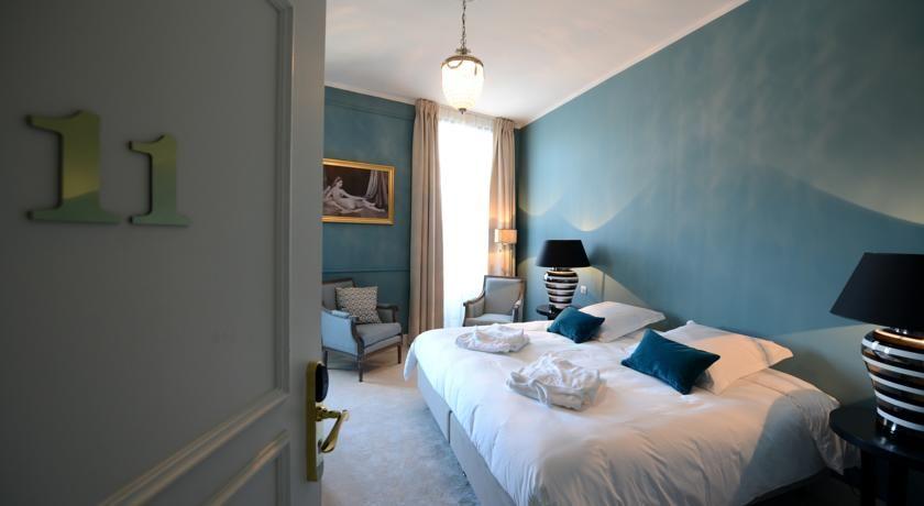 Grand Hôtel Henri **** 5