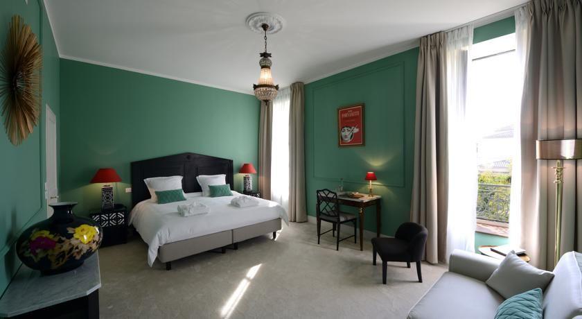 Grand Hôtel Henri **** 10