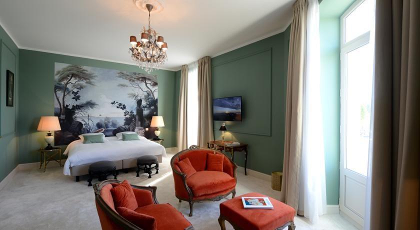 Grand Hôtel Henri **** 12