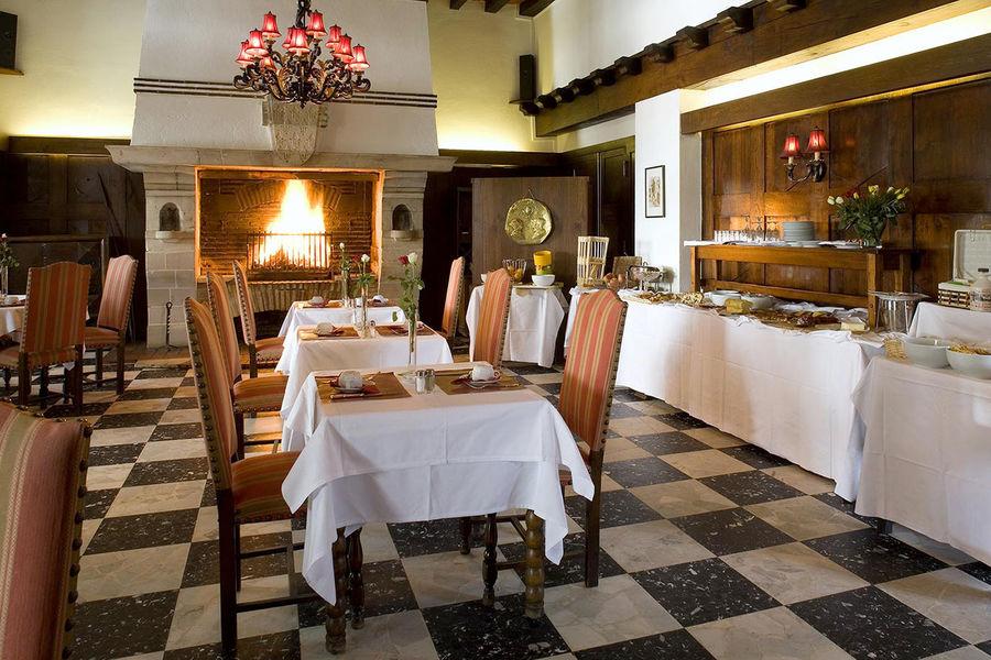 Grand Hôtel de l'Abbaye *** Restaurant