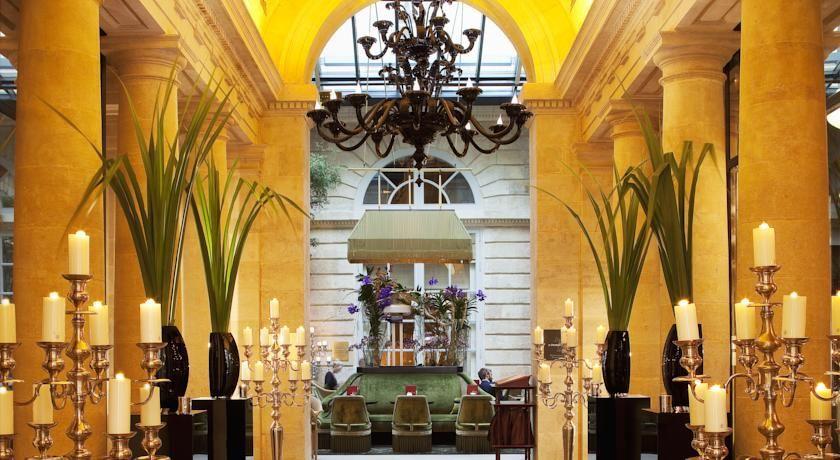 Intercontinental Bordeaux le Grand Hotel ***** Accueil
