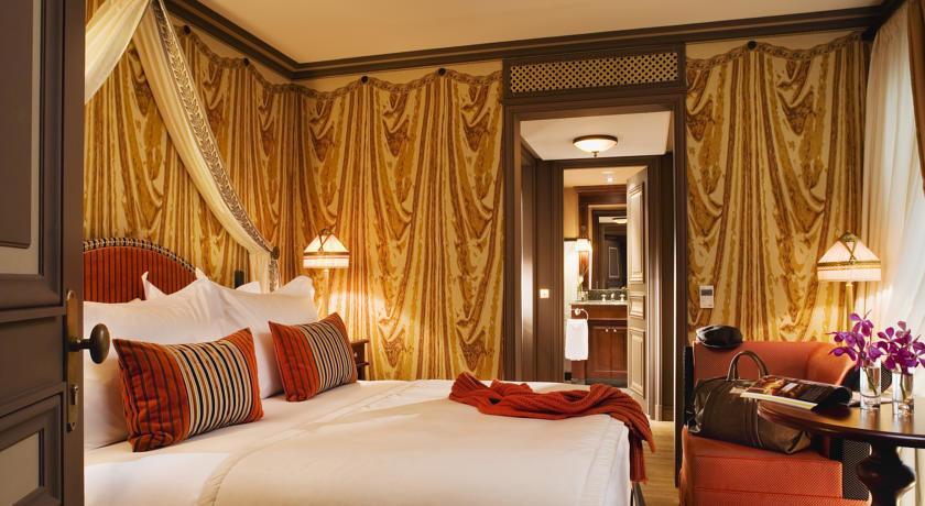 Intercontinental Bordeaux le Grand Hotel ***** Chambre