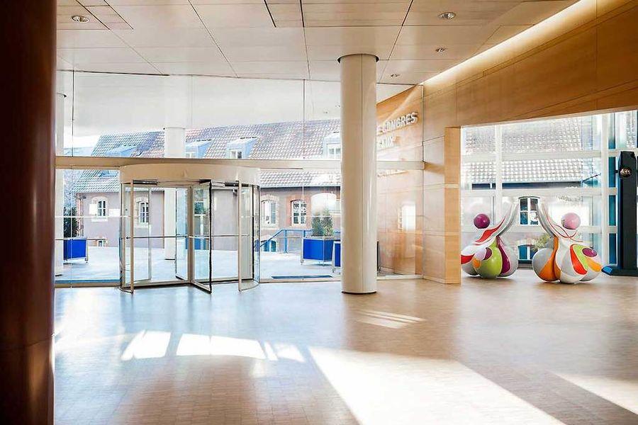 Novotel Belfort Centre Atria **** Accueil