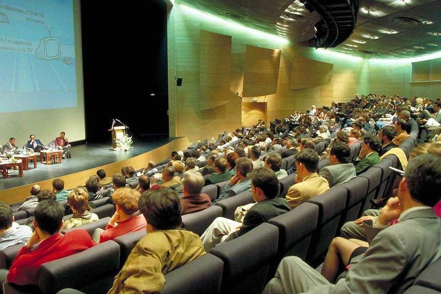 Novotel Belfort Centre Atria **** Salle de séminaire