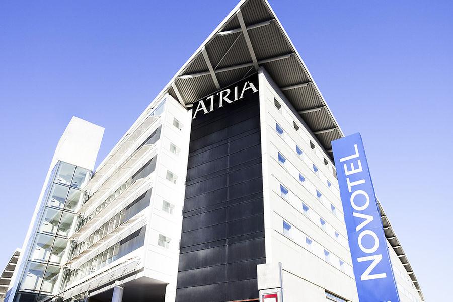 Novotel Belfort Centre Atria **** Façade