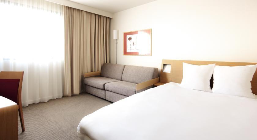 Novotel Belfort Centre Atria **** Chambre