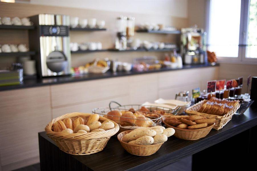 Hôtel du Parc *** Petit-déjeuner