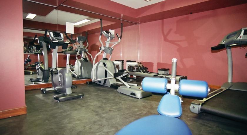 Le Relais du Bellay *** Salle de fitness