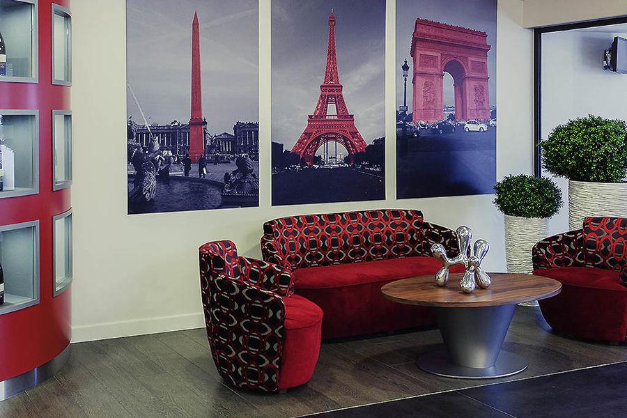 Hôtel Mercure Orleans Centre **** Intérieur