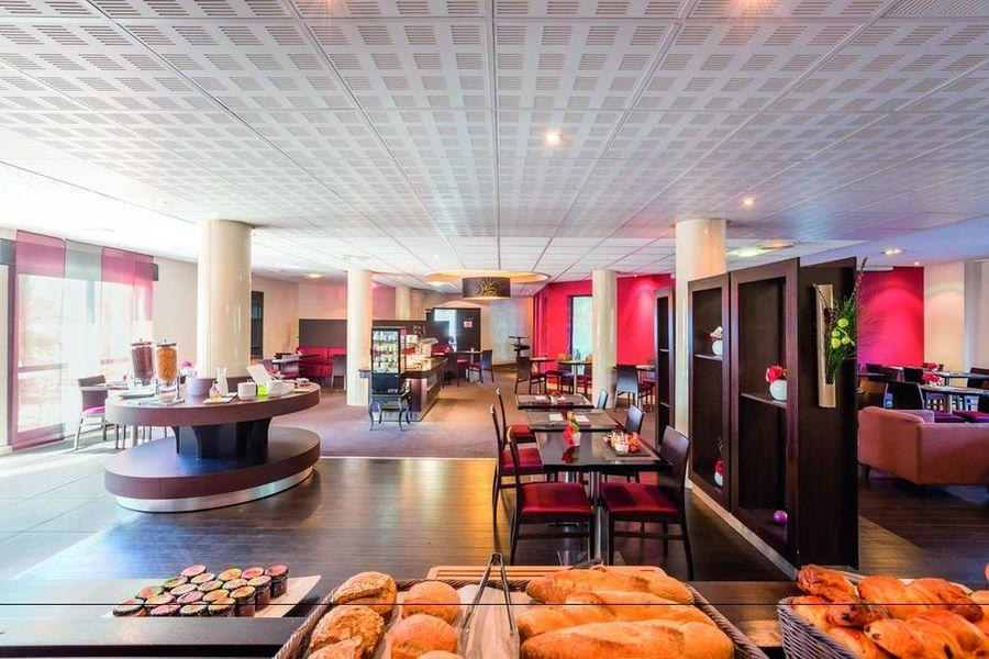 Appart'City Confort Toulouse Aéroport Blagnac **** Petit-déjeuner