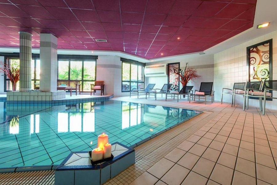 Appart'City Confort Toulouse Aéroport Blagnac **** Piscine