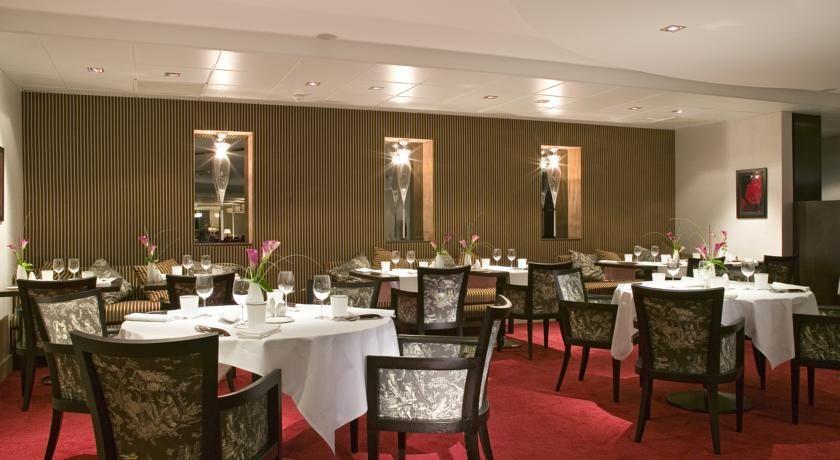 Pullman Bordeaux Lac **** Restaurant