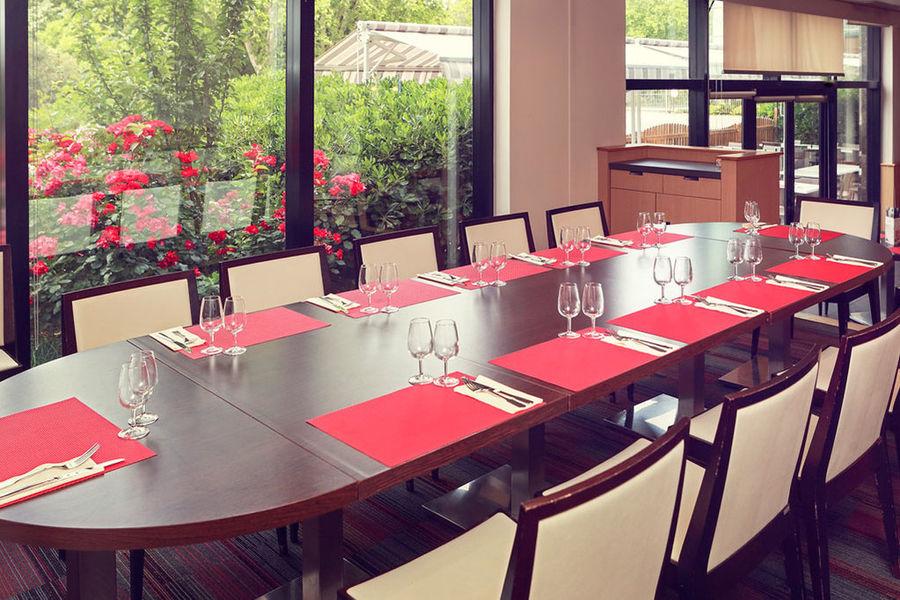 Mercure toulouse compans caffarelli - Restaurant le patio rodez ...