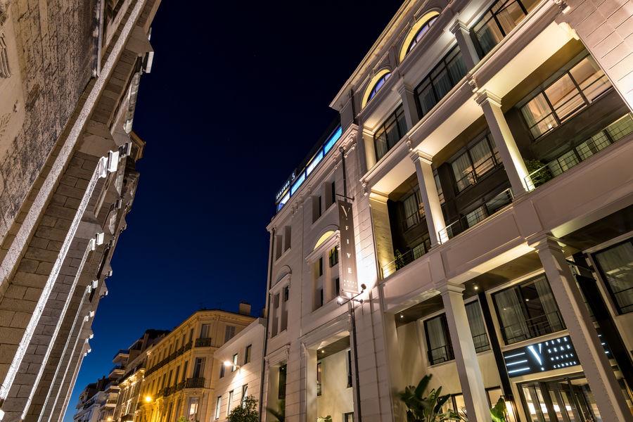 Five Seas Hôtel ***** Extérieur