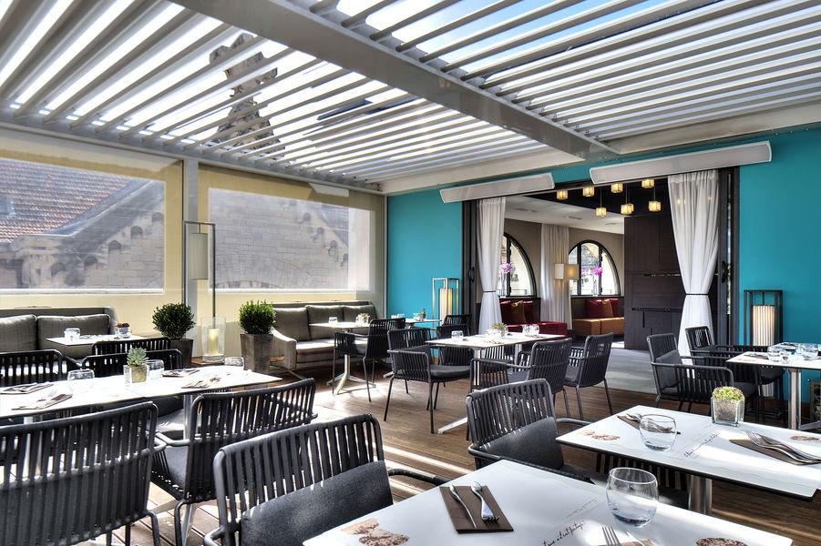 Five Seas Hôtel ***** Brasserie