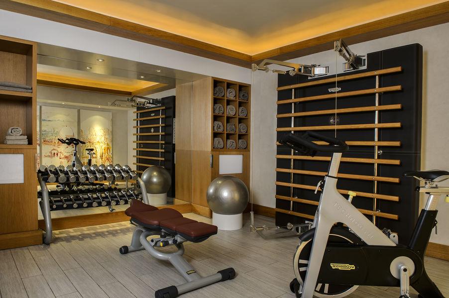 Five Seas Hôtel ***** Salle de fitness