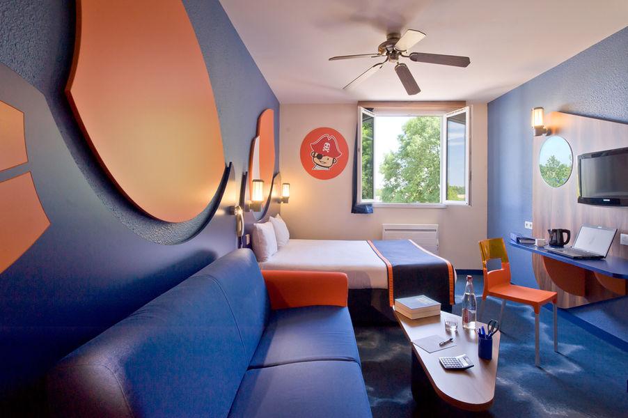 Explorers Hotel *** Chambre