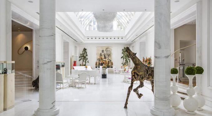 Salle séminaire  - Hôtel Boscolo Exedra Nice *****