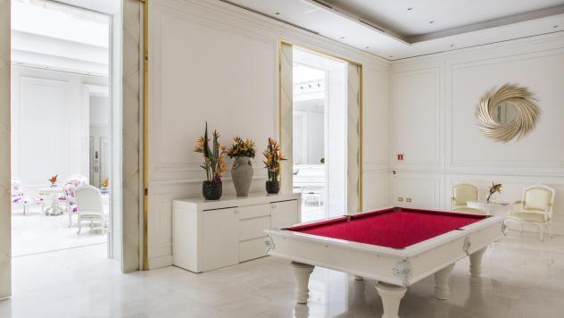 Hôtel Boscolo Exedra Nice ***** Billard