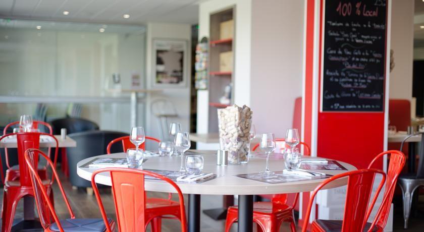 Brit Hôtel Esplanade *** Restaurant