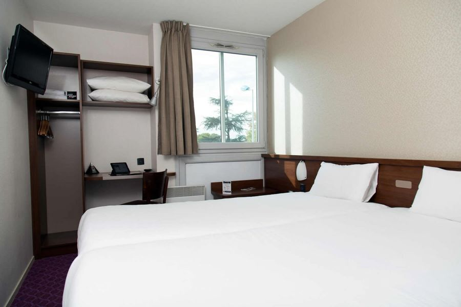 Brit Hôtel Esplanade *** Chambre