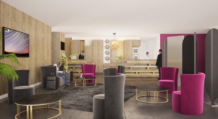 Quality Hôtel Belfort Centre **** Accueil