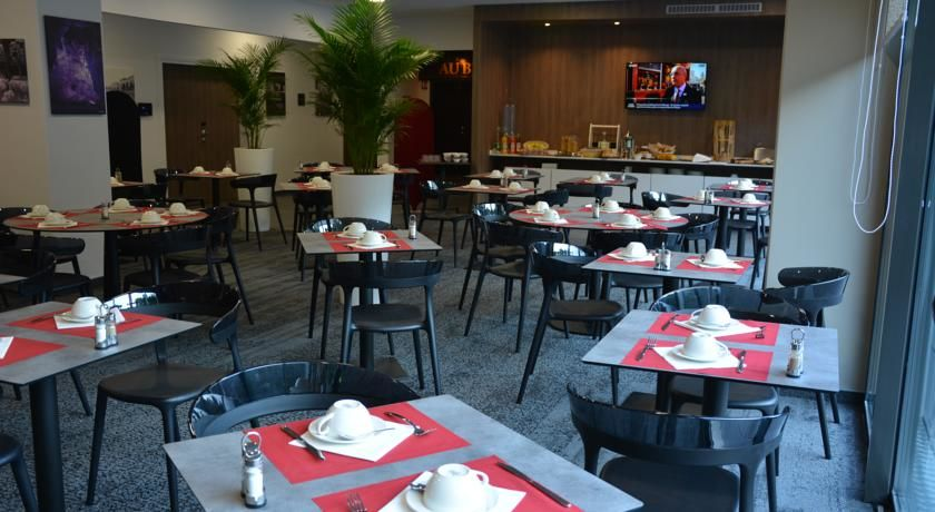 Quality Hôtel Belfort Centre **** Petit-déjeuner