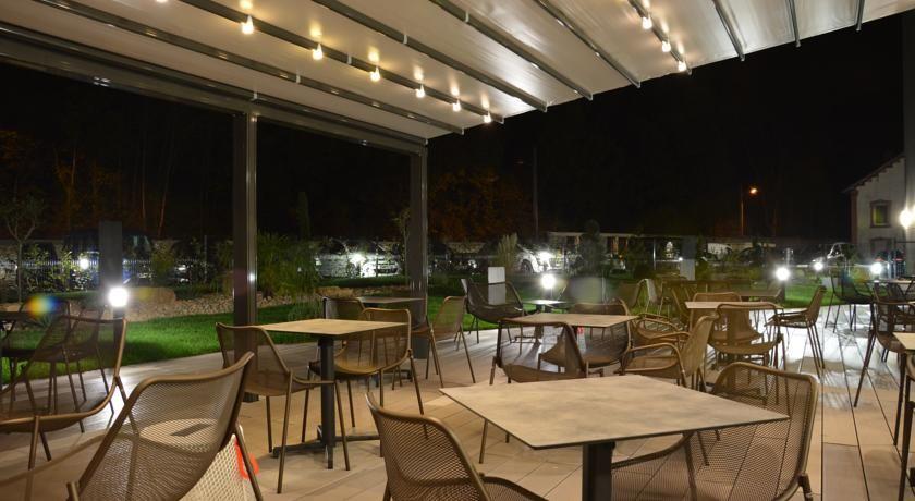 Quality Hôtel Belfort Centre **** Terrasse
