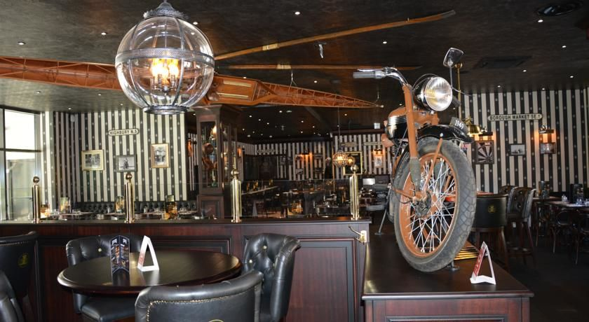 Quality Hôtel Belfort Centre **** Restaurant