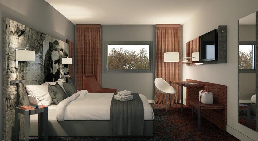 Quality Hôtel Belfort Centre **** Chambre