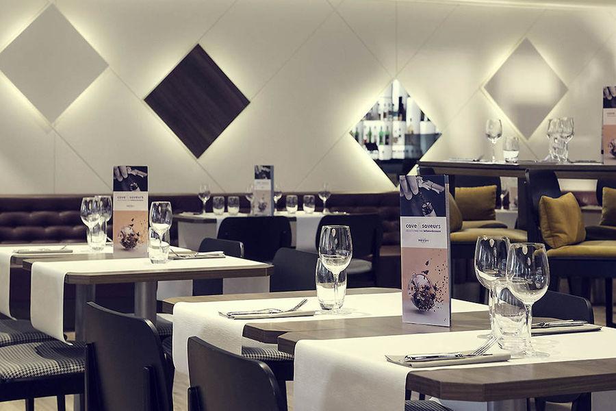 Mercure Caen Côté de Nacre **** Restaurant
