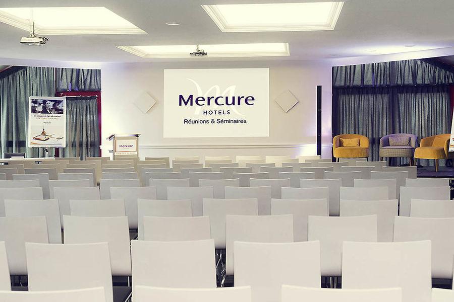 Mercure Caen Côté de Nacre **** Salle de séminaire