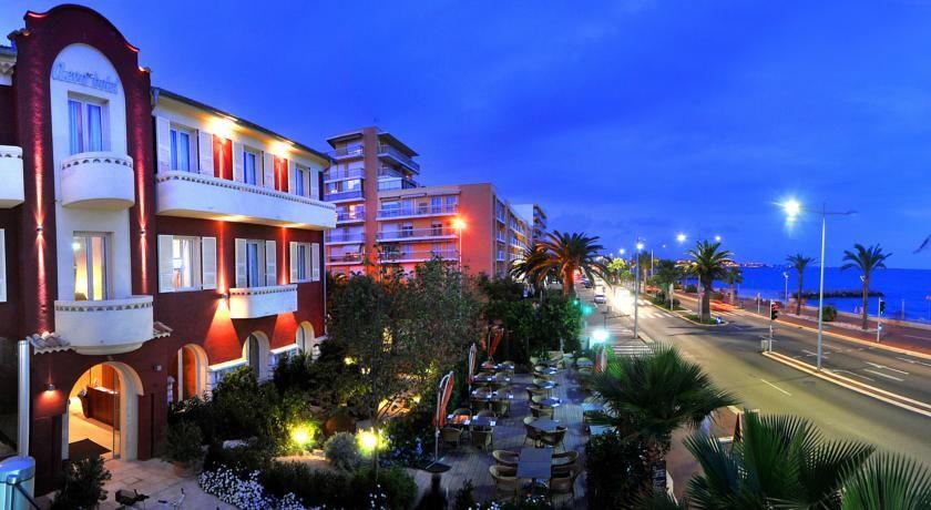 Hôtel Aéva 12