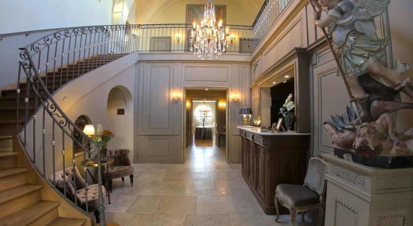 Hôtel Le Sauvage *** Accueil