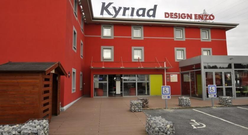 Kyriad Design Enzo Reims - Tinqueux *** 1
