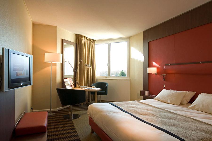 Mercure Grenoble Meylan Chambre