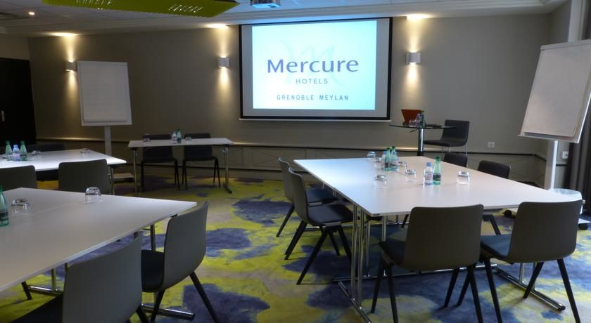Mercure Grenoble Meylan Salle de séminaire