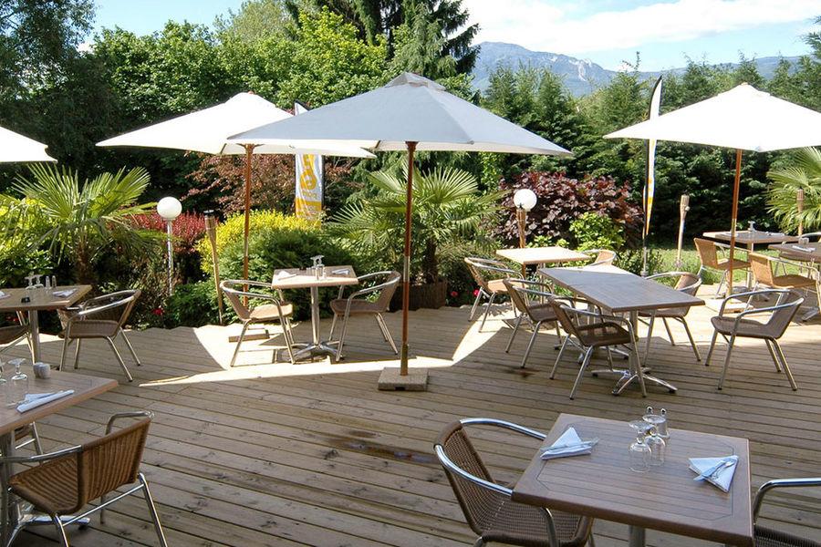 Mercure Grenoble Meylan Terrasse