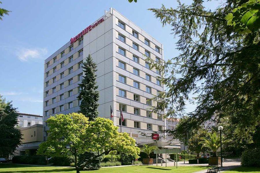 Hôtel Mercure Besancon Parc Micaud **** Façade