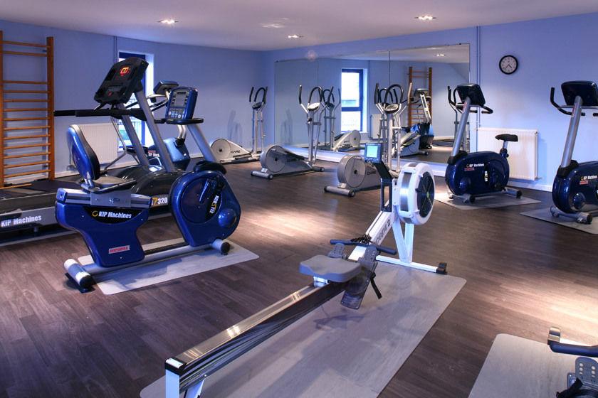 Hôtel Riva Bella Thalazur **** Salle de fitness
