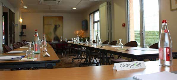 Campanile Reims Tinqueux *** Salle de séminaire
