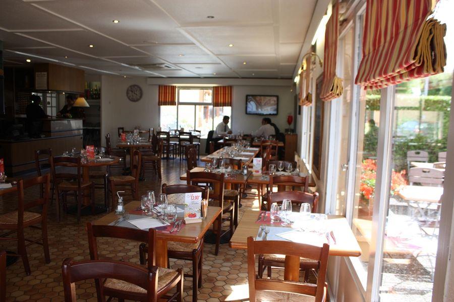 Campanile Reims Tinqueux *** Restaurant