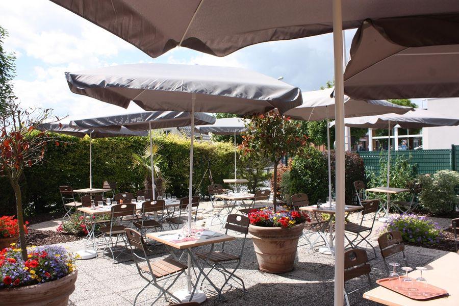 Campanile Reims Tinqueux *** Terrasse