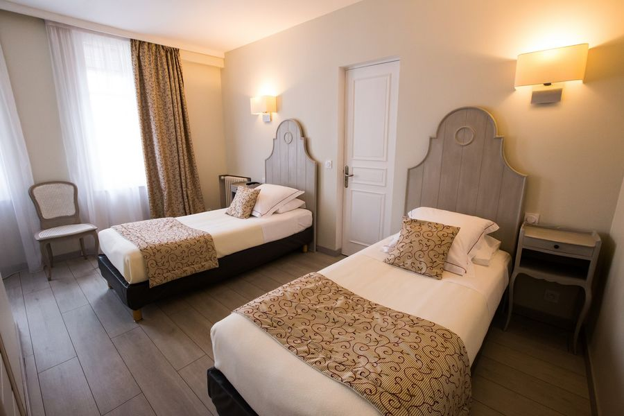 Hôtel Le Lion d'Or *** Chambre
