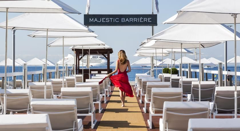 Hôtel le Majestic Cannes ***** 3