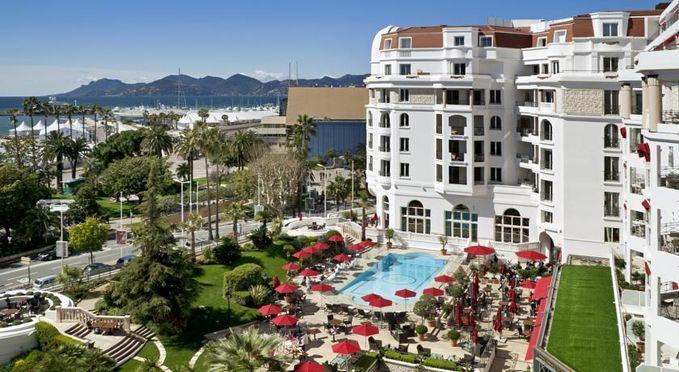 Salle séminaire  - Hôtel le Majestic Cannes *****