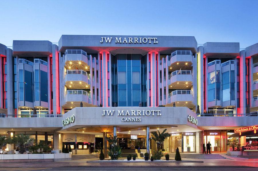 JW Marriott Cannes ***** Extérieur