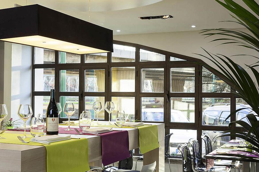 Ibis Styles Reims Centre Cathédrale *** Restaurant